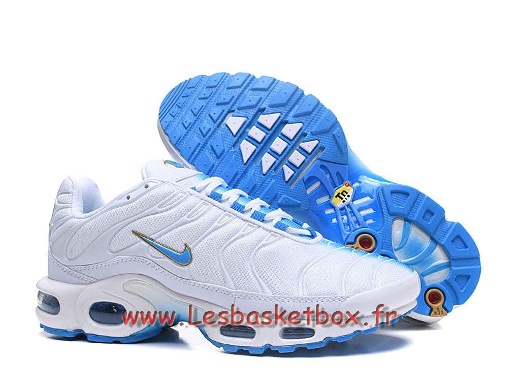Pour Max Officiel Bleu id3 Chaussures Tn Blanc Plus Aj6301 Air Nike BwvU1q