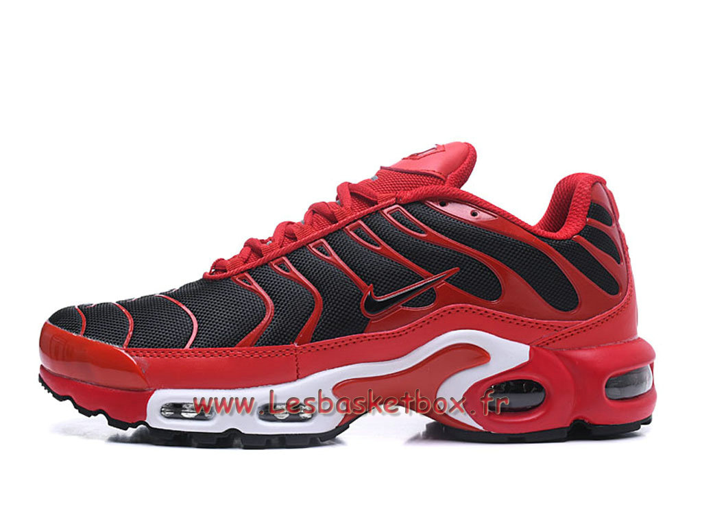 Nike Air Max Plus Chile Red 852630-601 Homme Nike Tn pas cher pour Noires ...