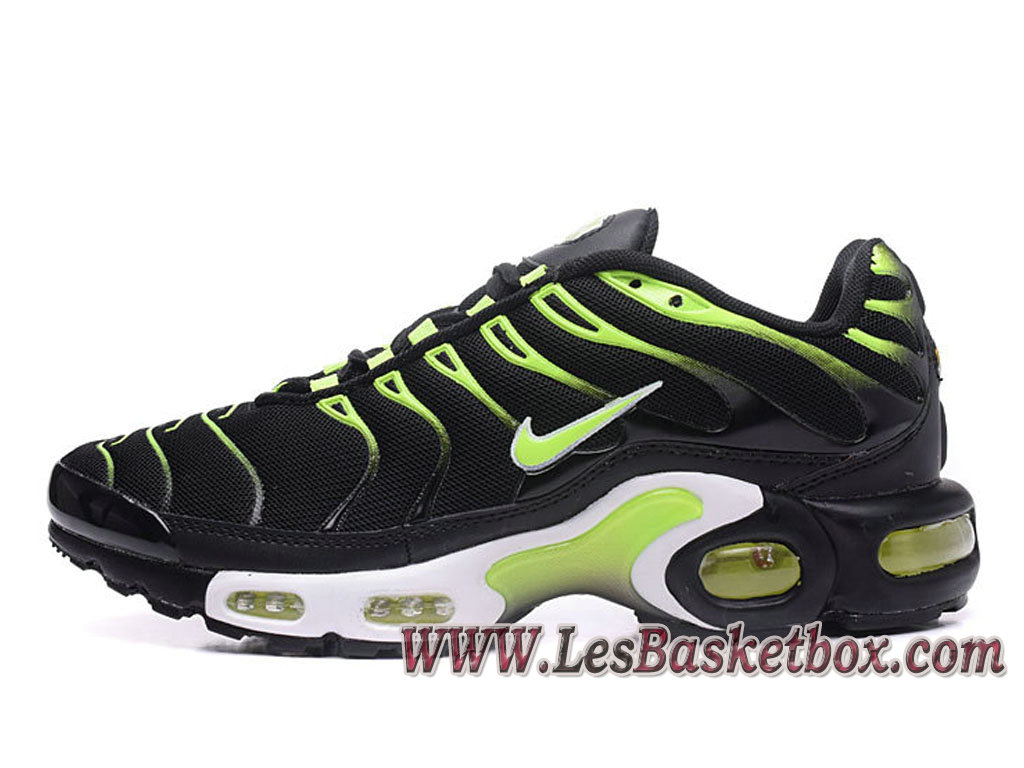 nike air max tn hommes chaussures vert noir. Black Bedroom Furniture Sets. Home Design Ideas