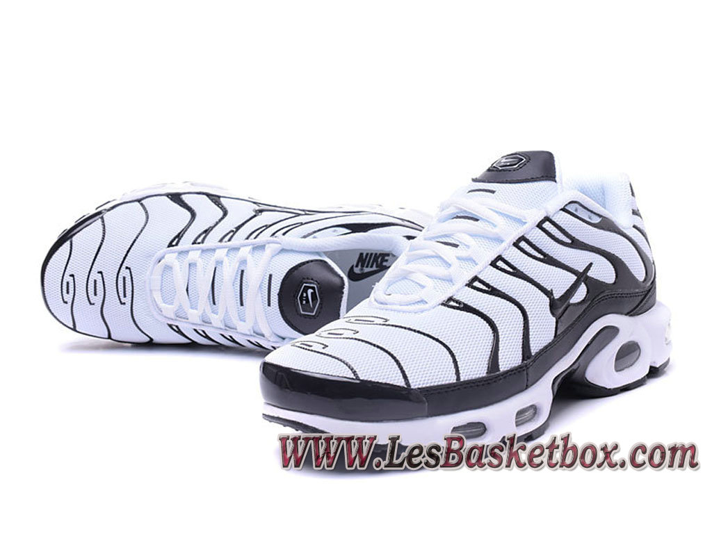 Air Chaussures Nike Tuned Plusnike Tn Blance Max 2017Noires kulOZwXiPT