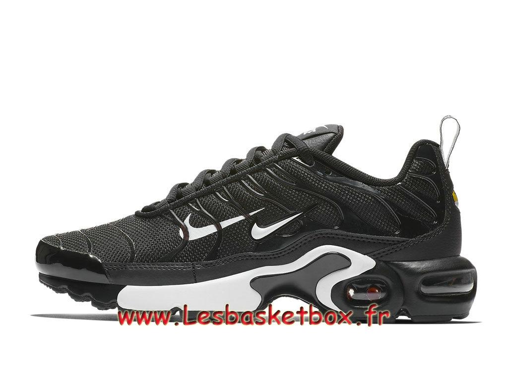 la meilleure attitude f2f16 f4884 Nike Air Max Plus SE AR0491_001 Noir/Blanc Chaussure ...