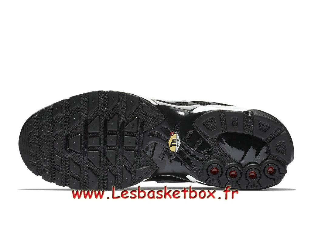 c9012232f3a ... Nike Air Max Plus SE Black White 815994-004 Chaussures Officiel 2019  Pour Homme Noires ...