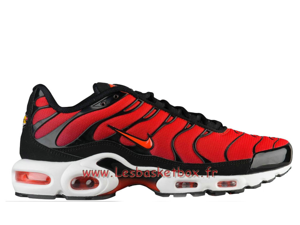 homme nike air max tn rouge