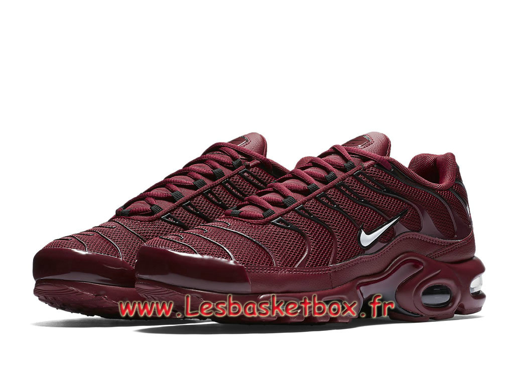 34658a433e9 ... Nike Air Max Plus TN Team Red 852630 602 Chaussures TN Basket pour Homme  ...