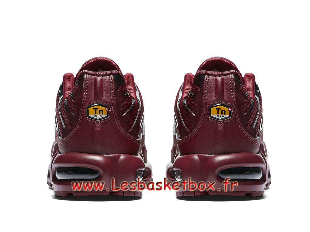 c6d0edae77b ... Nike Air Max Plus TN Team Red 852630 602 Chaussures TN Basket pour Homme