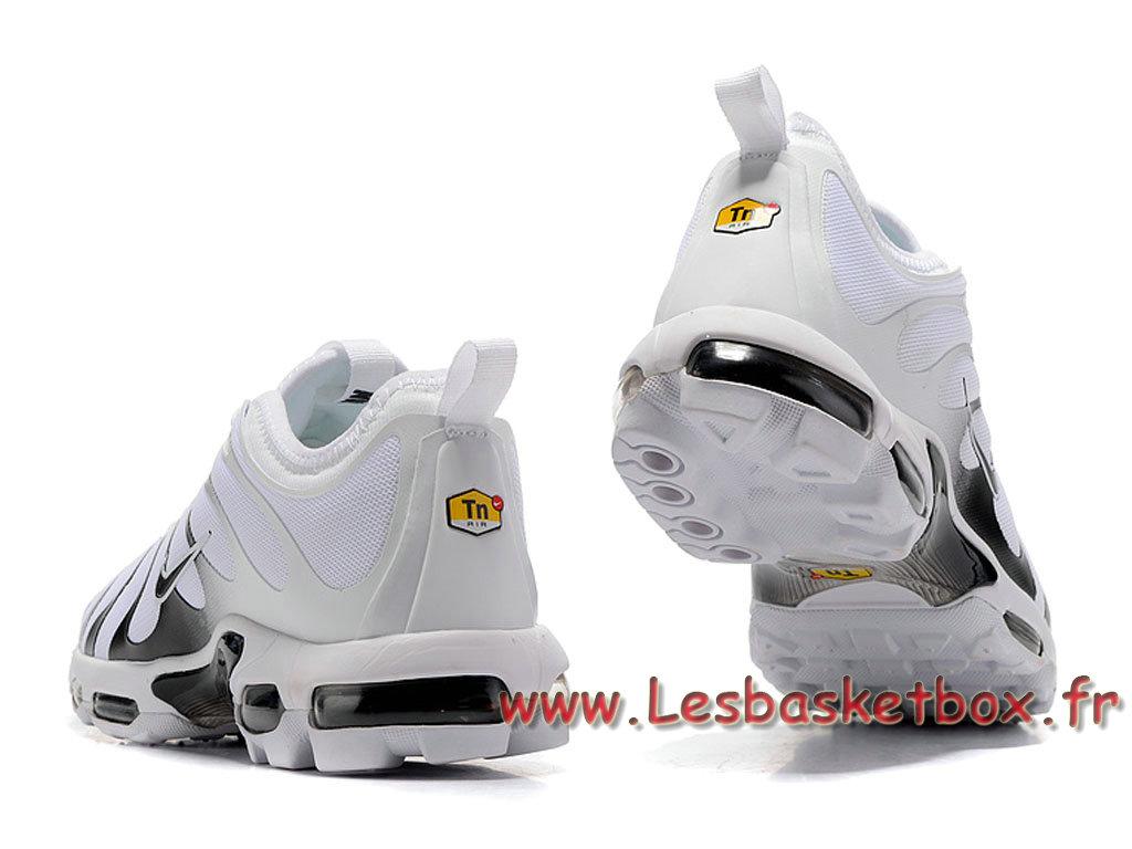 e2625efbd9ec ... Nike Air Max Plus Ultra Chaussures TN Prix Pour Homme Blanc/Noires