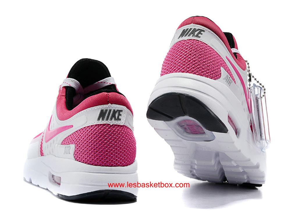 Nike Air Max Zero Chaussures Rose Blanche Coleur Pas Chere Pour FemmeEnfant 1610190331 Officiel Nike Basket Pour Homme Et Femme A Vendre En Bas