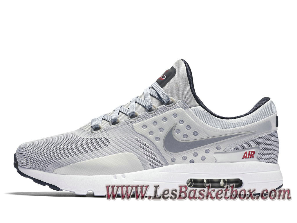 Nike Air Max Zero ´Metallic Silver´ 789695 002 Chaussures Nike 2017 Release Taille  Homme ... 9fbbe00be