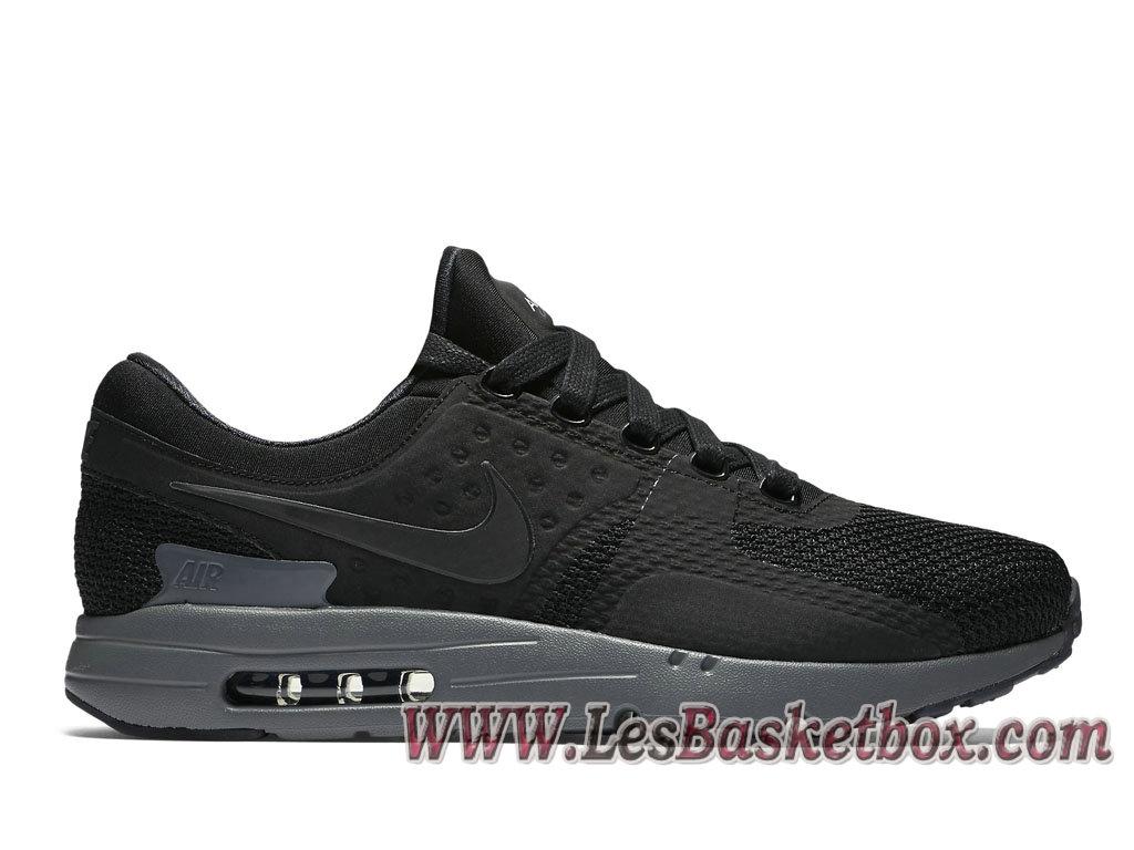 best website 6dc2d c43c9 ... purchase nike air max zero qs black dark grey 789695001 shoe nike pas  cher for men ...
