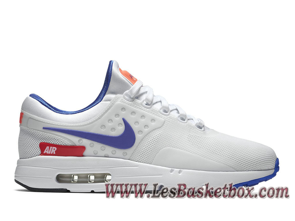 first rate 5e674 f0929 Nike Air Max Zero QS Ultramarine 789695 105 Shoe Officiel NikeFor Men´s  White ...
