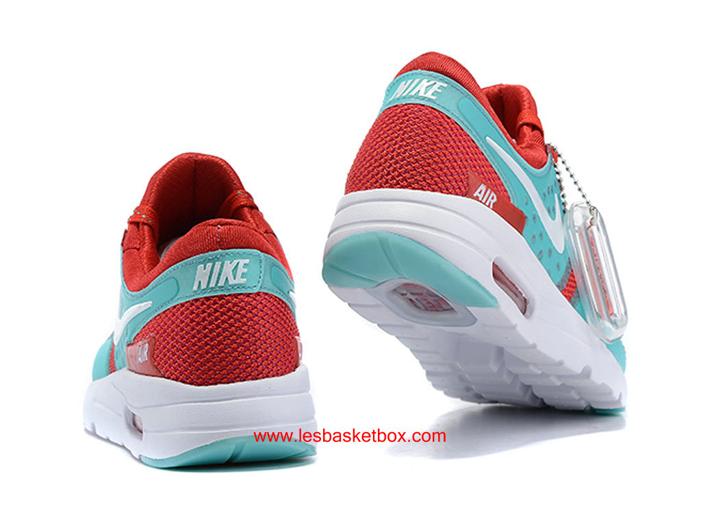 outlet store 62731 1052b ... Nike Air Max Zero Red Green White Shoes For Womens Kids