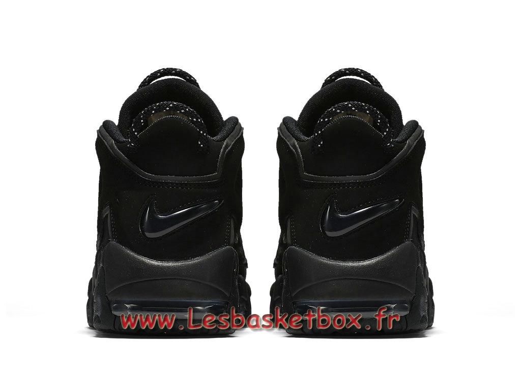42eefd1ff65da ... Nike Air More Uptempo Black Reflective 414962-004 men´s Nike Basket  Shoes Black