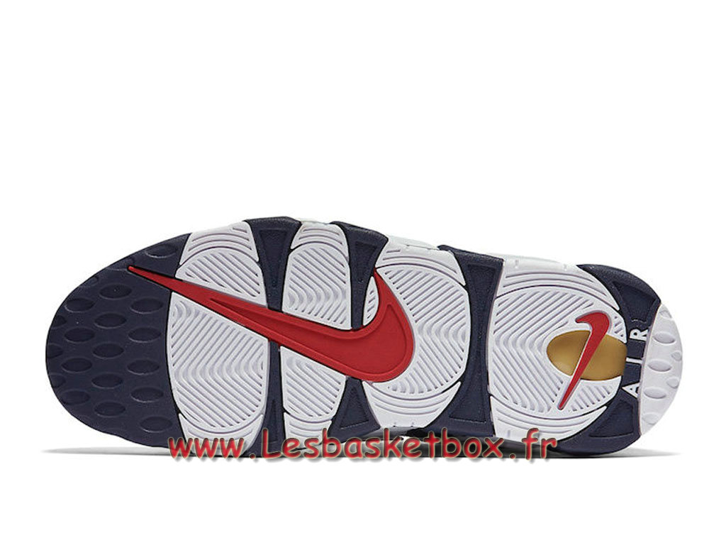 sneakers for cheap 0bd9b 84bfe ... Nike Air More Uptempo Scotty Pippen Olympic 414962-401 men´s Nike  Basket Shoes ...