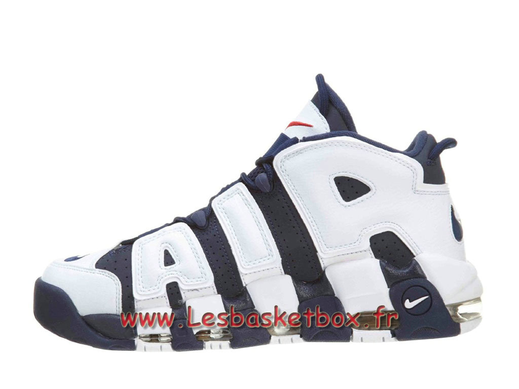 sneakers for cheap 9e51a 83b23 ... Nike Air More Uptempo Scotty Pippen Olympic 414962-401 men´s Nike  Basket Shoes ...