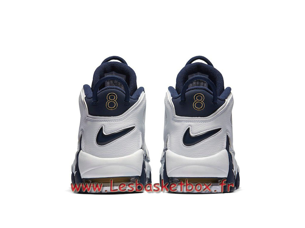 on sale 474fb dbe5d ... Nike Air More Uptempo Scotty Pippen Olympic 414962-401 men´s Nike  Basket Shoes