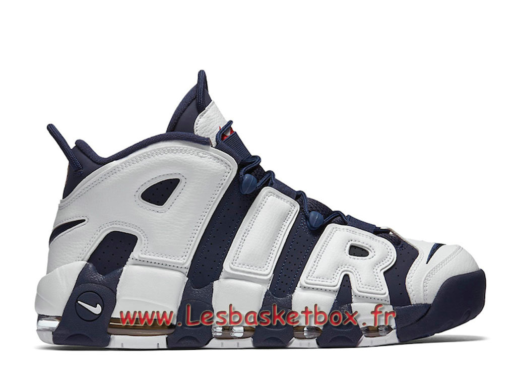 pretty nice 56553 9f3c1 Nike Air More Uptempo Scotty Pippen Olympic 414962-401 men´s Nike Basket  Shoes ...