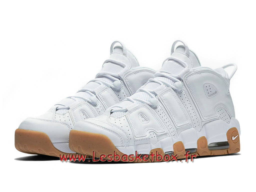 535410f10ba11 ... Nike Air More Uptempo White Gum 414962 103 Men´s Nike Basket Shoes  White ...