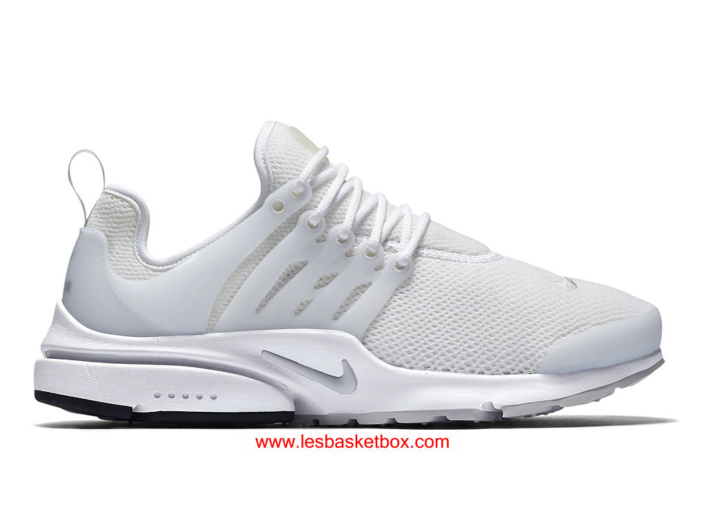 cheap for discount de574 364c8 Nike Air Presto Premium Trainers Blanche Chaussures Pour Homme 846290-105  ...