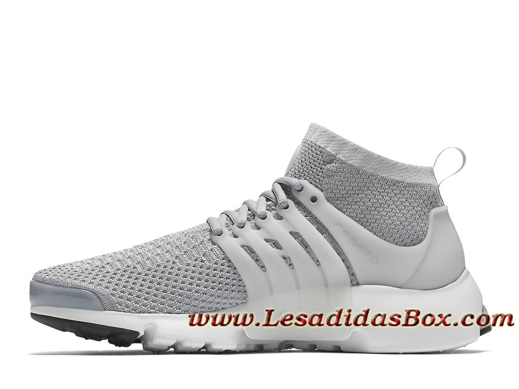 Wolf 835570 002 Flyknit Ultra Grey Nike Presto Chaussures Air 4qYWIS