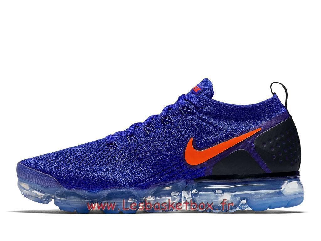 more photos 7dd0f 51537 Nike Air VaporMax 2.0 Racer Blue 942842 400 Chaussures Nike 2018 Pour HOmme  Bleu