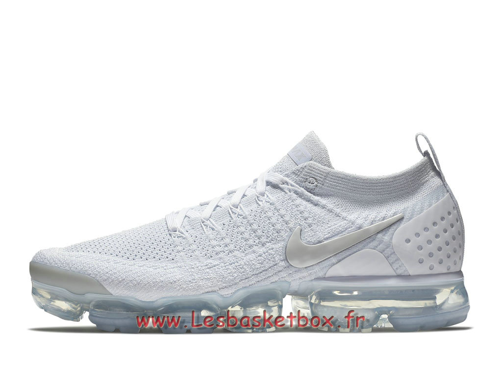 innovative design f1064 61700 Nike Air VaporMax 2.0 Vast Grey 942842 105 Chaussures Nike Basket Pour HOmme  White