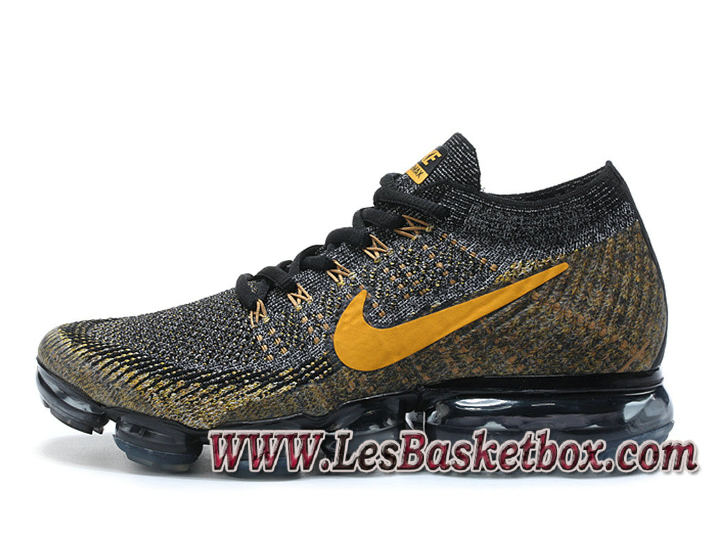 quality design 0fa58 7e435 Nike Air VaporMax Or 849558 ID6 Chaussures Nike pas cher Pour Homme Gold ...