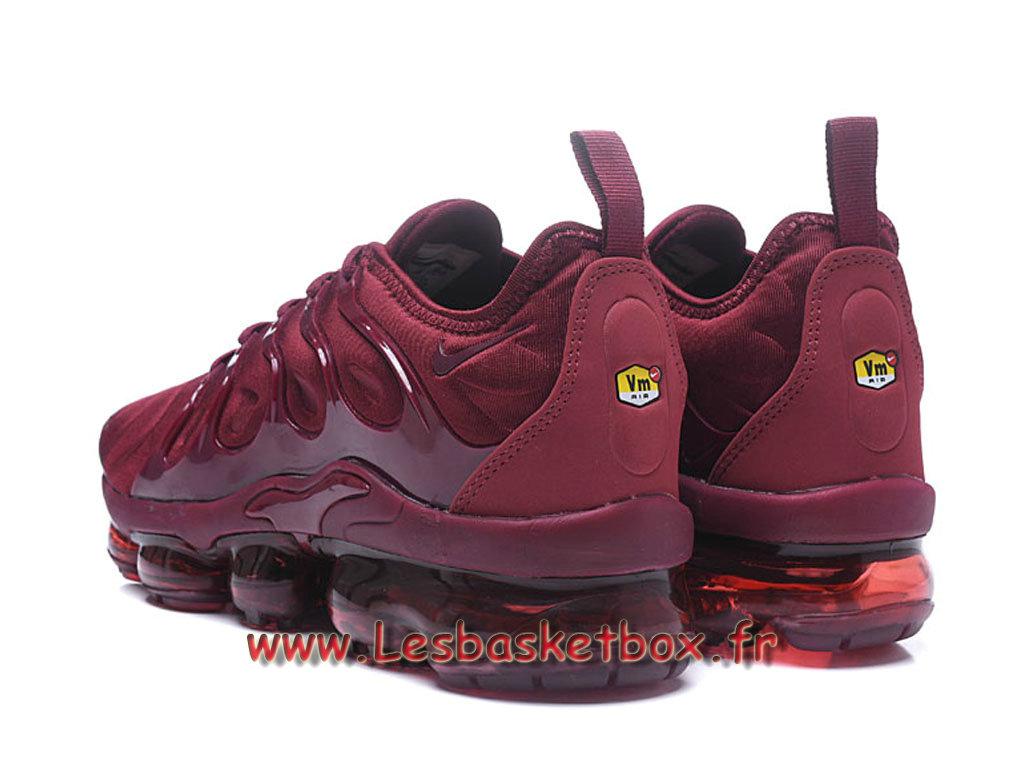 Nike Air Vapormax Plus Deep Rouge Chaussures Nike Basket Pour Homme 1807031589 Officiel Nike Basket Pour Homme Et Femme A Vendre En Bas Prix