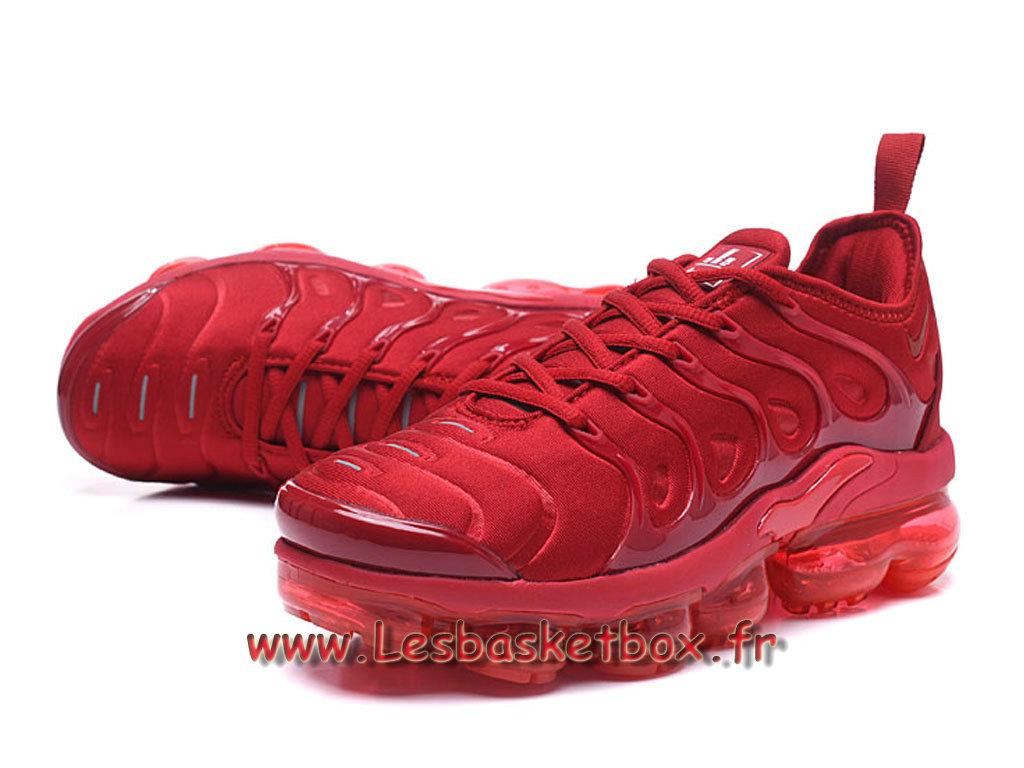 ... Nike Air Vapormax Plus Rouge Chaussures Nike Prix Pour Homme ...