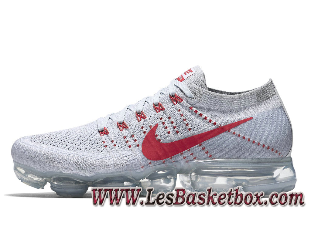 Nike Air VaporMax University Rouge 849558 006 Chaussures nike vapormax