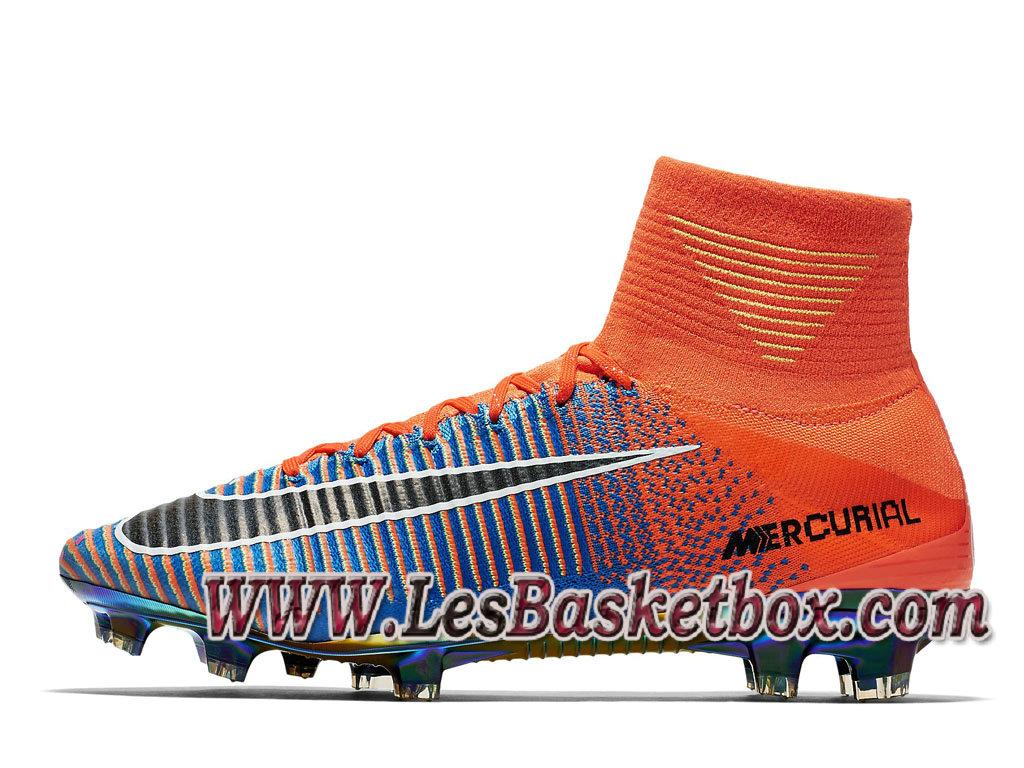 09ea382bdc7e4f Nike EA Sports Mercurial Superfly V SE FG 852512-804 Chaussure de football  Officiel Pas