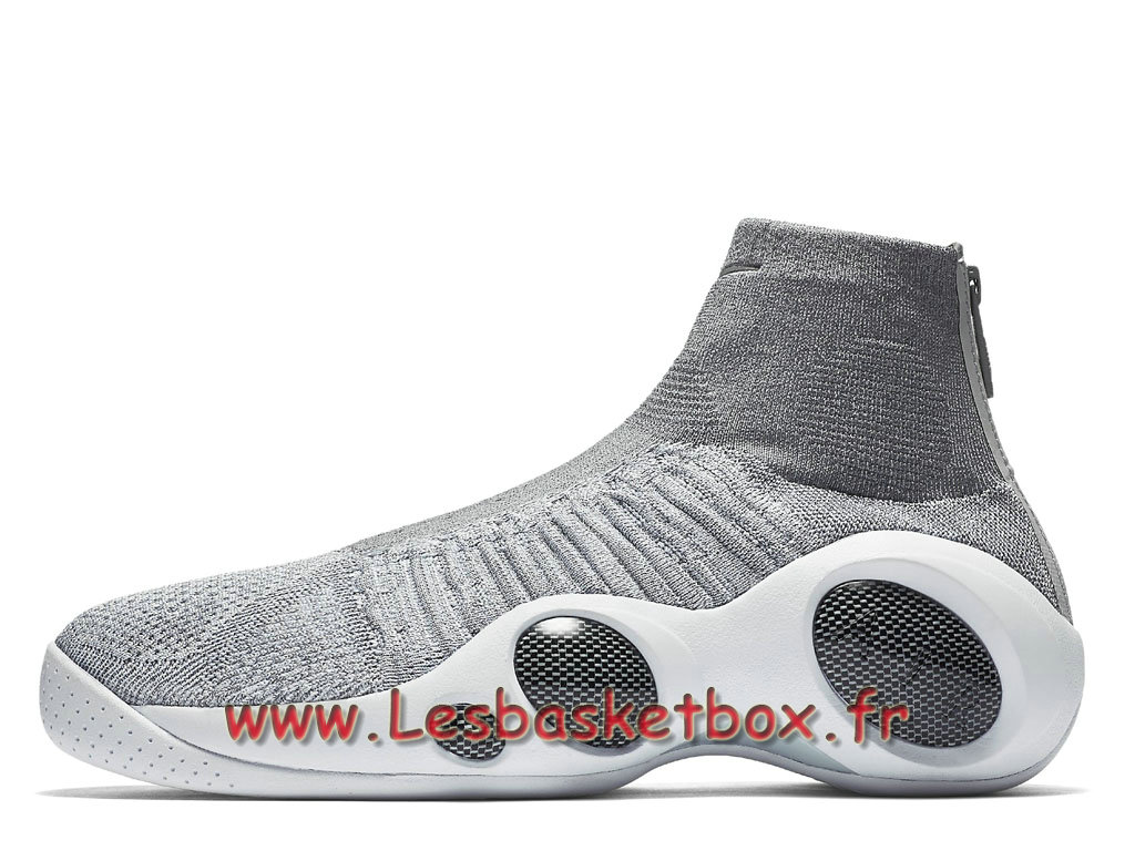 cheap for discount e6e62 2f972 Nike Flight Bonafide Cool Grey 917742002 Chaussures NIke Pas cher Pour  Homme Gris ...