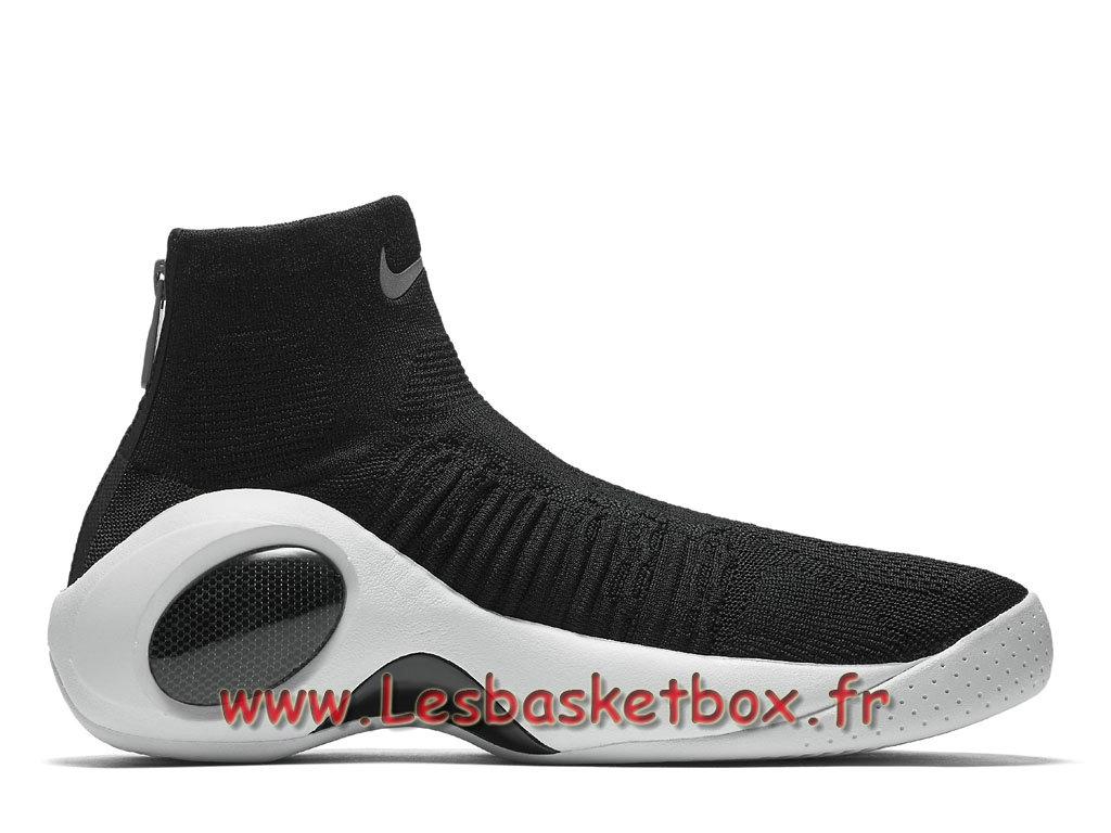 quality design c9a36 e6e7b ... Nike Flight Bonafide Jason Kidd 917742001 Chaussures NIke Pas cher  Pour Homme Noires ...