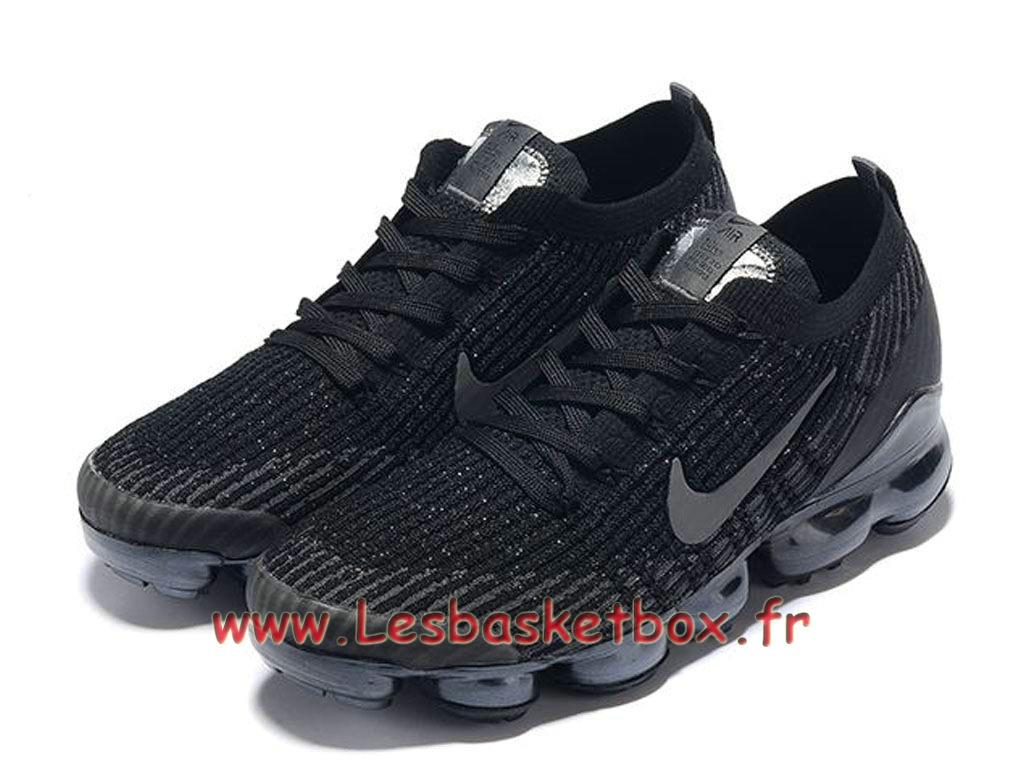 Nike Flyknit Air Vapormax 2019 Cool noires AT6910_001 Chaussures Basket Prix Pour HOmme 1812171802 Officiel Nike Basket Pour Homme Et Femme A