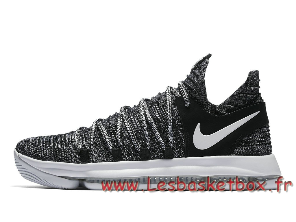 cheap for discount dd391 8bd89 Nike KD 10 Oreo 897815-001 Men´s Nike Kd Prix Shoes ...