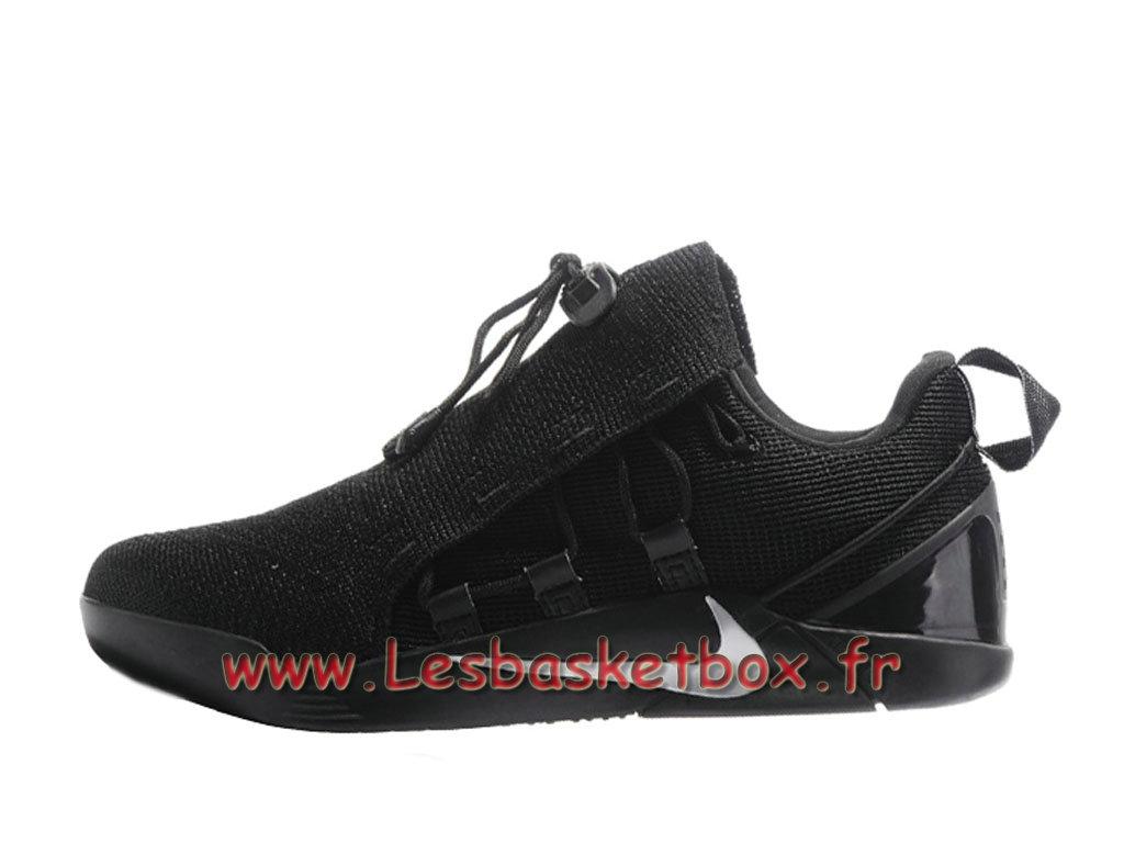 2262fecb8e8 Nike Kobe A.D NXT Noir 882049 ID8 Chaussures nike Pas cher Pour Homme Noires