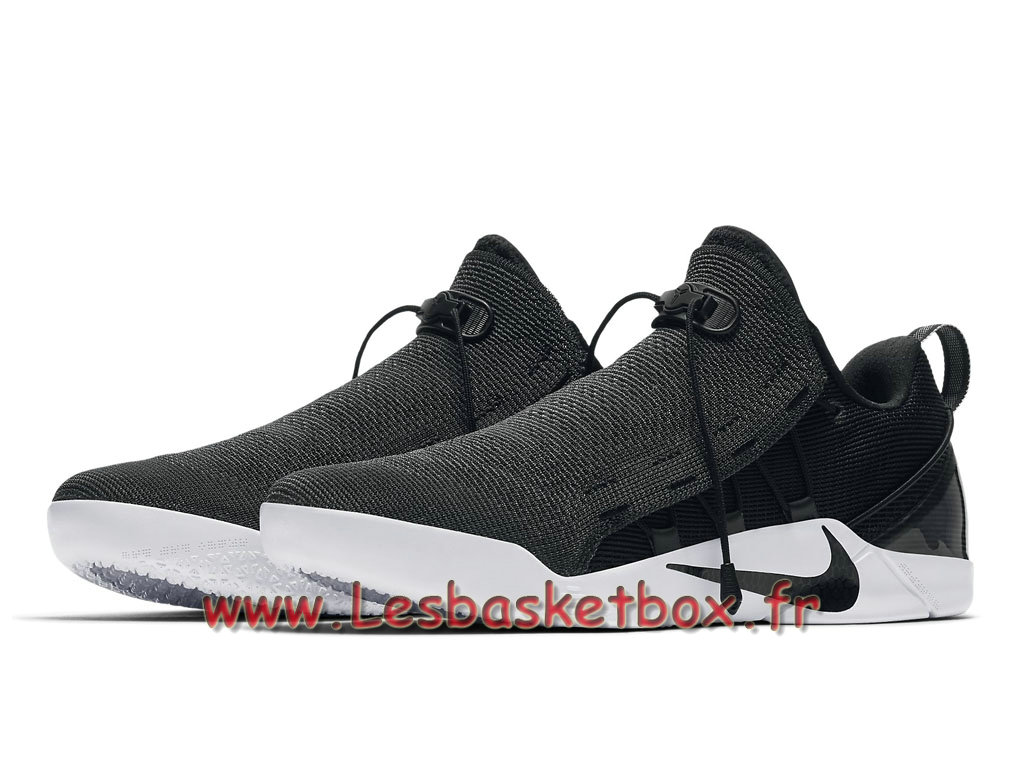 reputable site 70f71 58d20 ... Nike Kobe A.D.NXT Black White 882049 007 Shoes Nike Basket For Men´s  White ...
