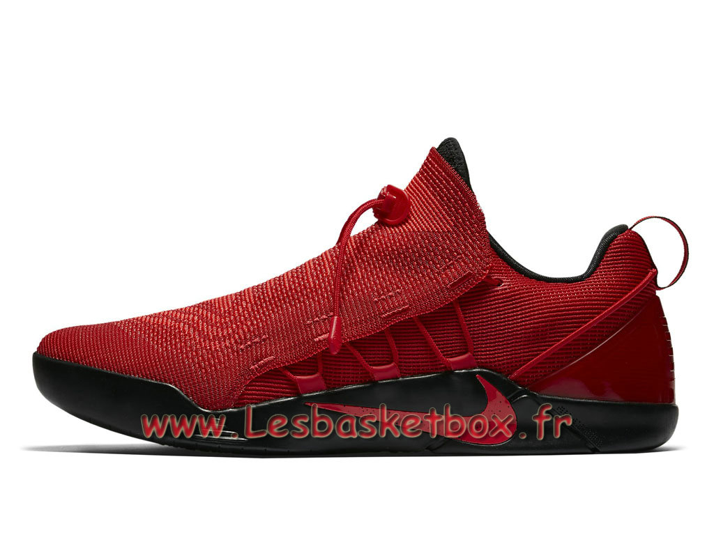 nike kobe a d nxt nxt university red 882049 600 chaussures basket nike pour homme rouge. Black Bedroom Furniture Sets. Home Design Ideas