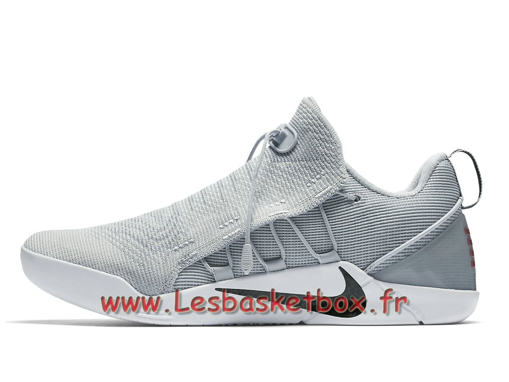 Nike Kobe A.D.NXT Wolf Grey 882049_002 Chaussures Basket Nike Pour Homme Gris
