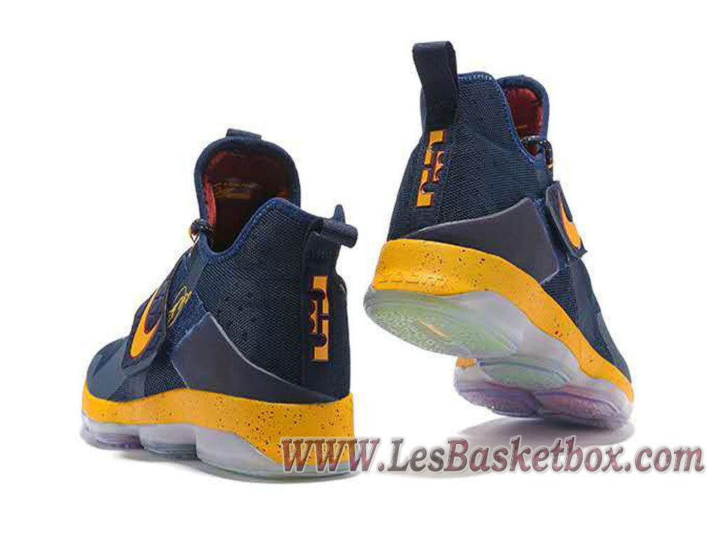 buy online 8f673 ed102 Nike Lebron 14 Deep Blue/Yellow Men´s lebron 15 Shoes - 1710020647 -  Official Nike Air Max(Urh) For Mens And Womens Sale In Low Price