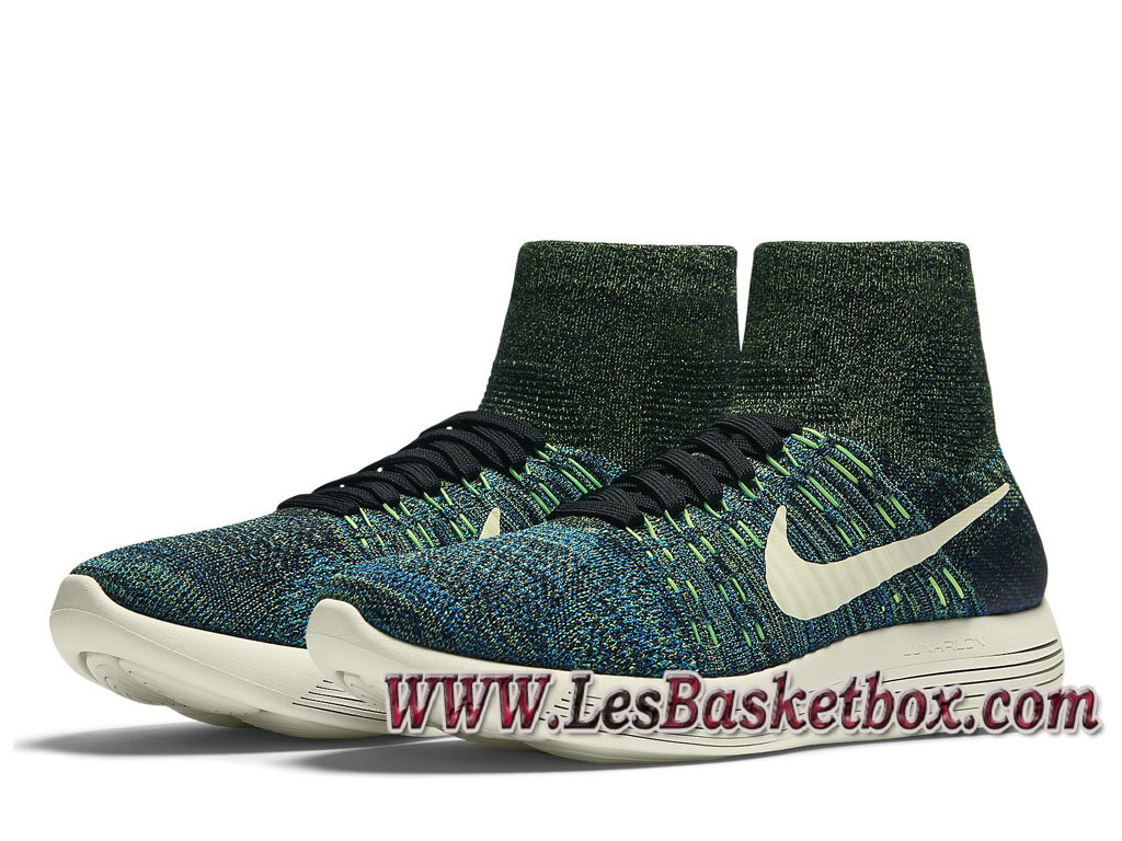7571fa7707c ... Nike LunarEpic Flyknit Photo Blue 818676 003 Men´s Prix Nike Running  Shoes Green ...