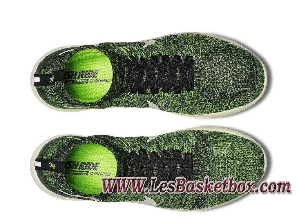 premium selection d647f 2e78a ... Nike LunarEpic Flyknit Volt Poison Green 818676 002 Men´s Prix Nike  Running Shoes Green ...