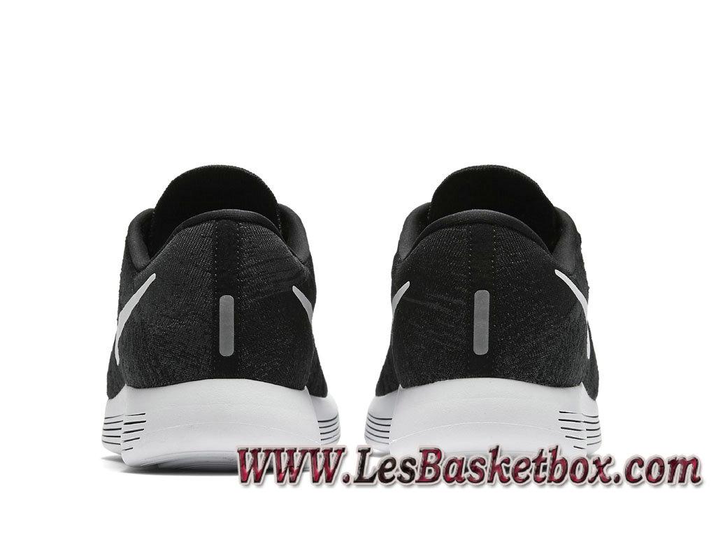 Nike LunarEpic Low Flyknit Noire 843764 002 Officiel Nike pour Homme