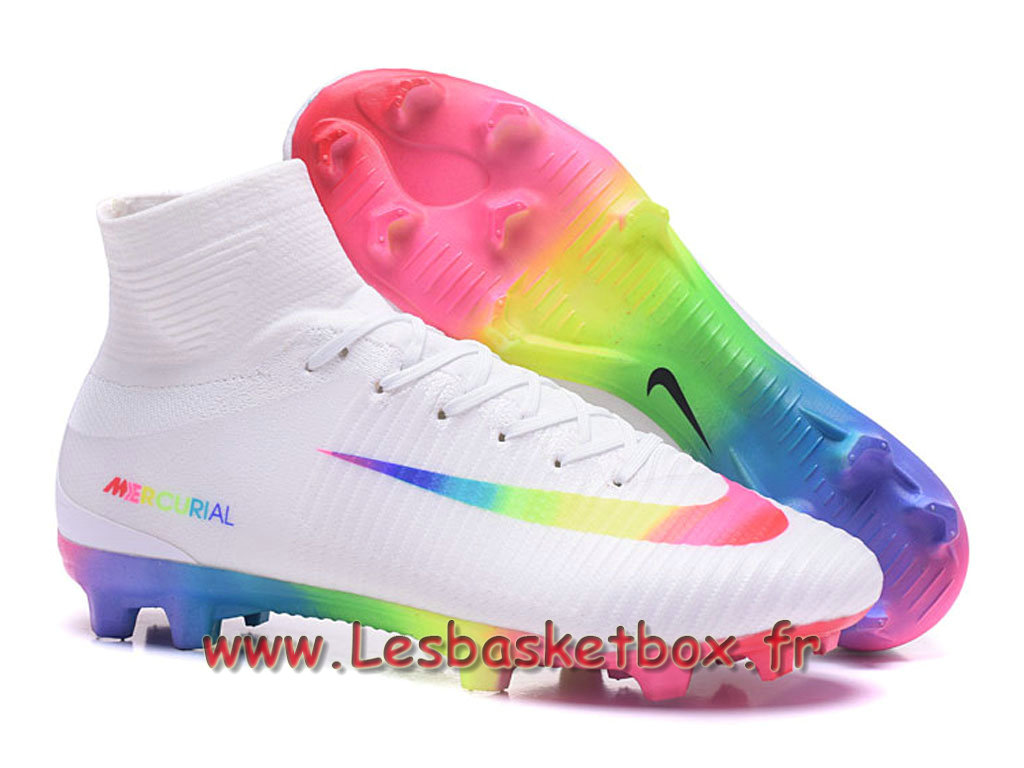 44f5679be7d7 ... Nike Mercurial Superfly V FG Men´s Cheap Nike Firm-Ground Soccer Cleat  Whtie ...