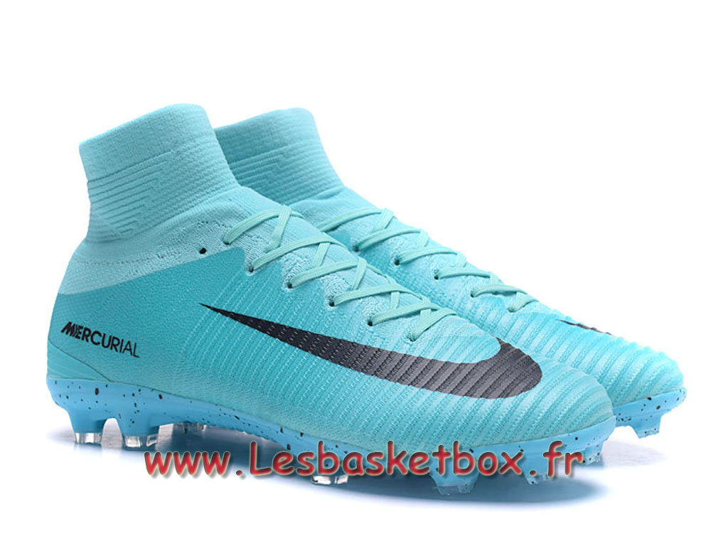 online store f79c6 037d4 Nike Mercurial Superfly V FG Men´s Cheap Nike Firm-Ground Soccer Cleat Blue