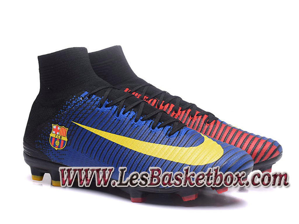 cheap for discount f0344 24a07 Nike Mercurial Superfly V FG(Barcelona) Men´s Officiel NIke Firm-Ground ...
