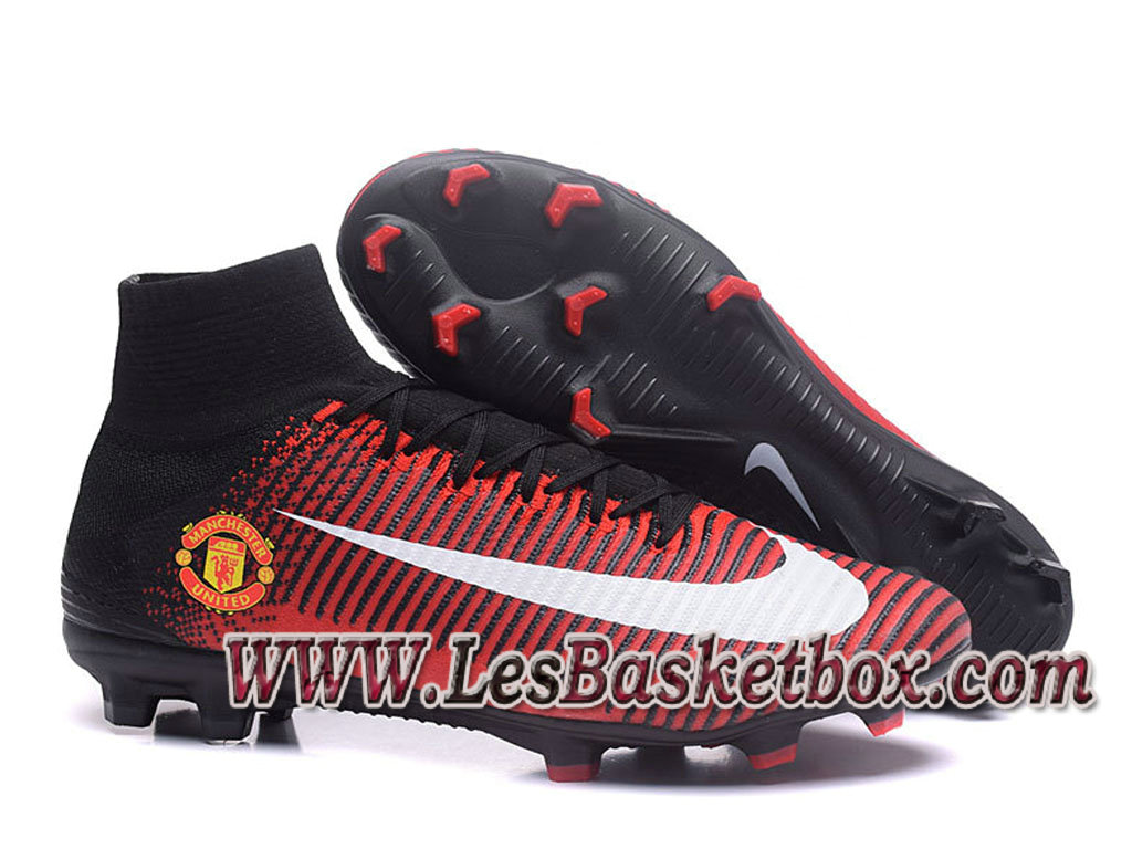 info for 5bc16 9ab5c ... Nike Mercurial Superfly V FG(Manchester United) Chaussure de football  Officiel Pas cher pour ...