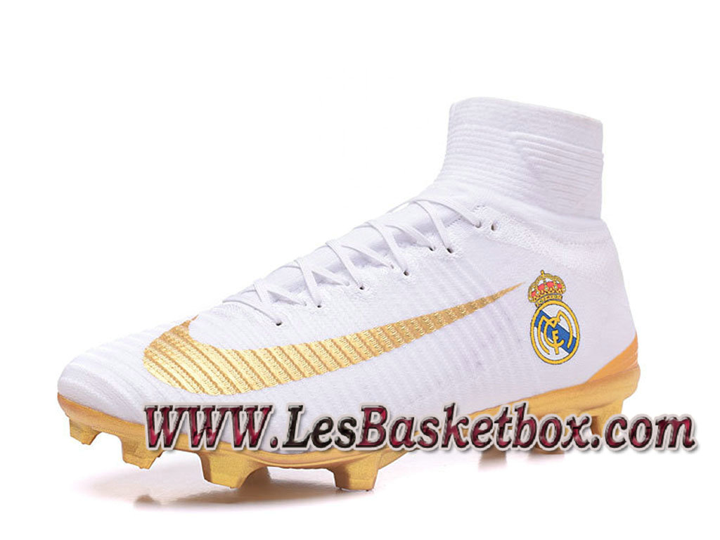 NIke Mercurial Superfly V Real Madrid Chaussure de Football