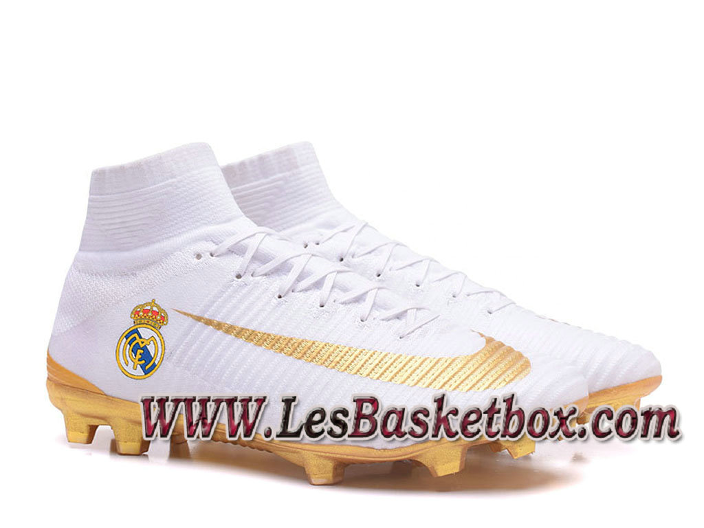 Pas Homme Basket Superfly De 1701020550 Cher Football Fg Pour Nike Officiel V Mercurial Blanc MadridChaussure Or real sQhdCtrx