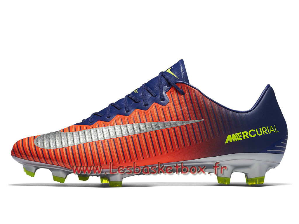 on sale 5ada6 ea48d Nike Mercurial Vapor XI FG Men´s Firm-Ground Soccer Cleat Bleu royal