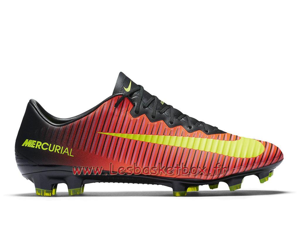 the latest 85770 b229b Nike Mercurial Vapor XI FG Men´s Firm-Ground Nike Prix Soccer Cleat Volt